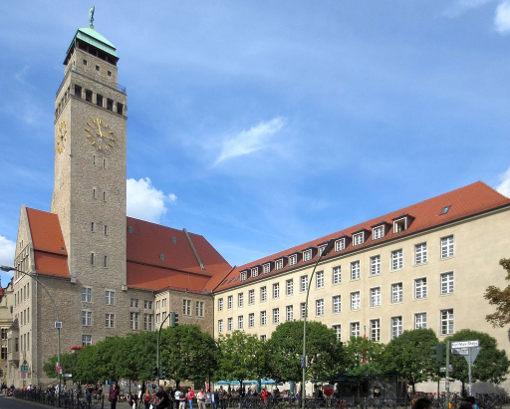 Rathaus Neukölln