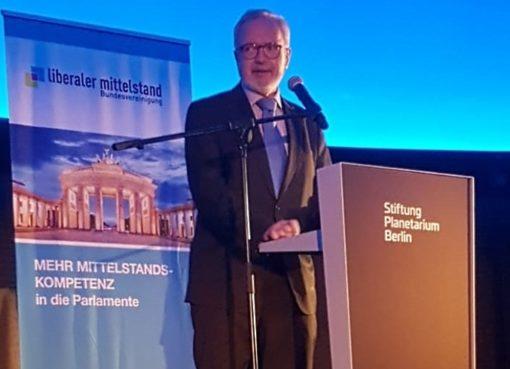 Dr. Werner Hoyer, Präsident der EIB
