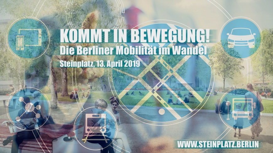 """Mobilitätstag: Kommt in Bewegung!"" am 13.4.3019"