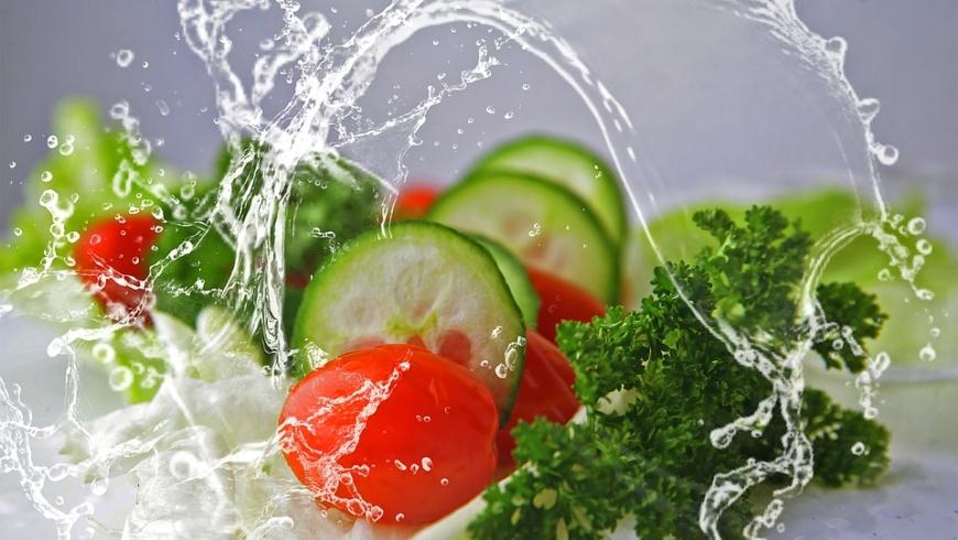 Frischsalat: Vorsicht Keime!