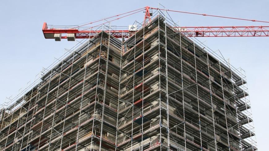 Wohnungsbau in Berlin