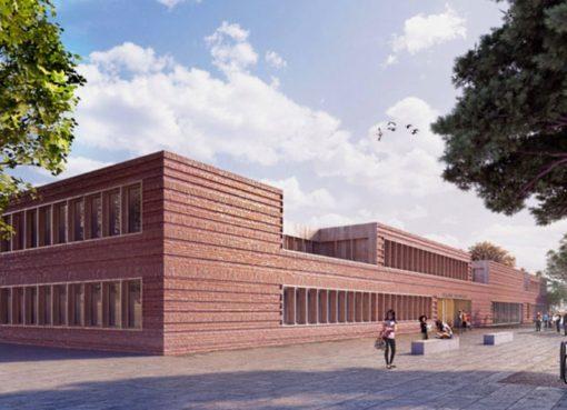 Neubau der Clayschule