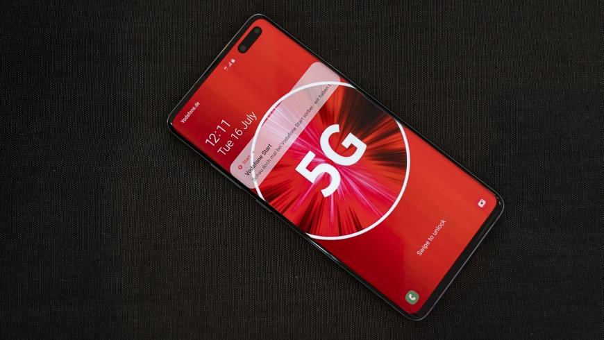 Vodaphone startet 5G-Funknetz