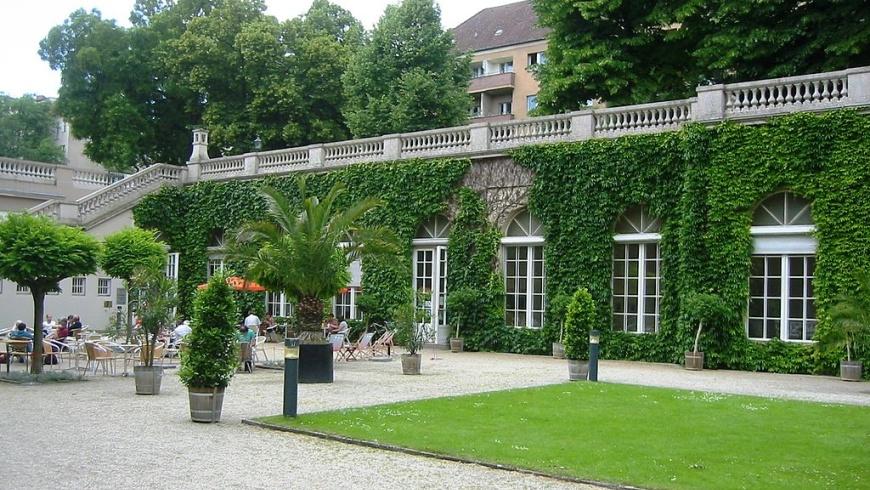 Orangerie Körnerpark