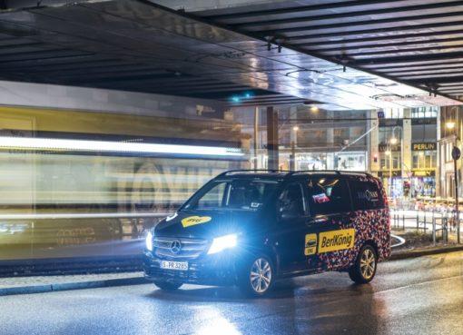 BVG-Ridesharing mit Berlkönig