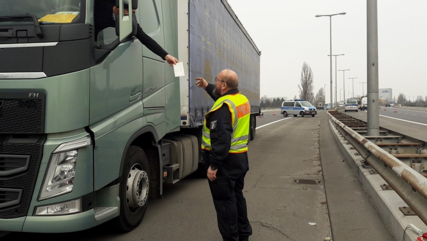 Bundesweite Verkehrssicherheitsaktion
