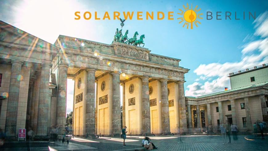 Masterplan Solarcity Berlin