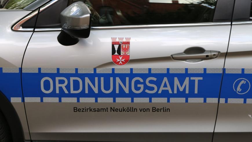 Ordnungsamt Bezirksamt Neukölln von Berlin