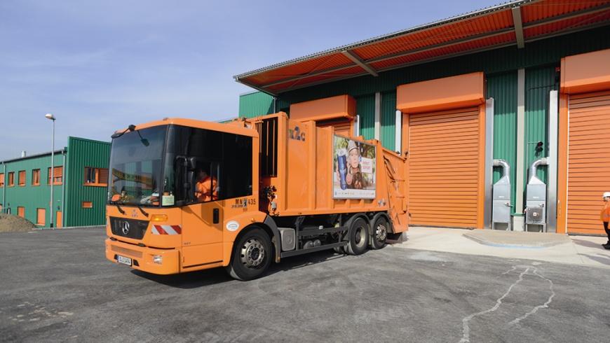 BSR-Biogasanlage