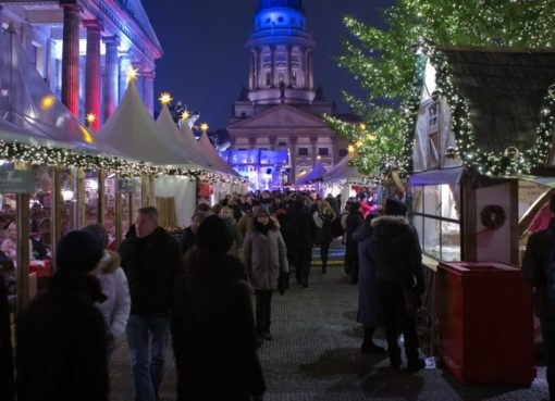 Weihnachtsmarkt auf dem Gendarmenmarkt