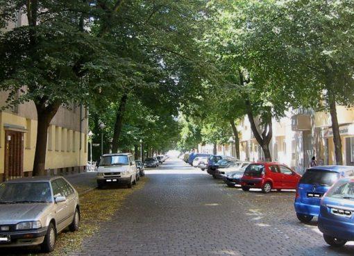 Berlin-Neukölln Leinestraße