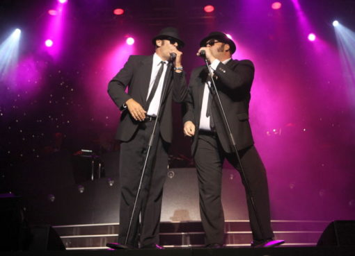 Blues Brothers im Estrel