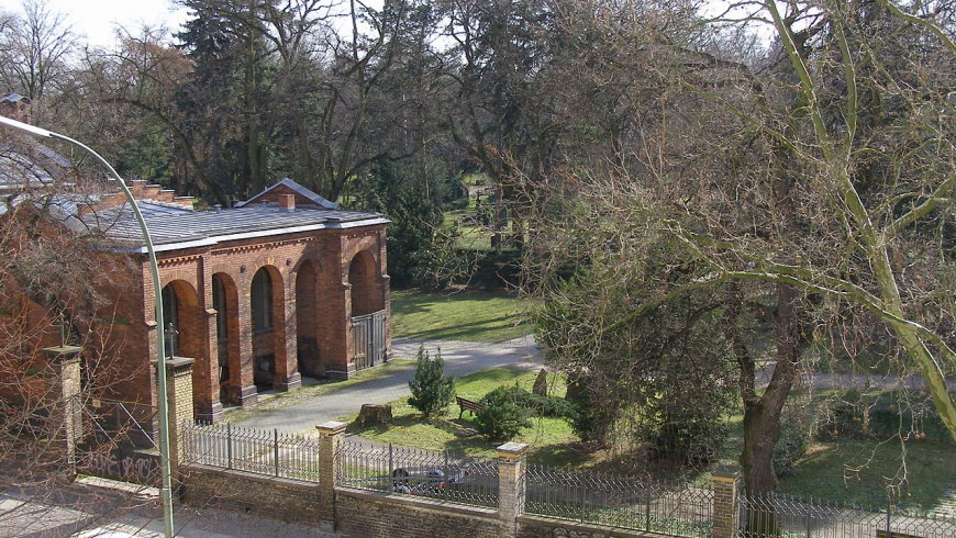 Friedrichswerderscher Friedhof