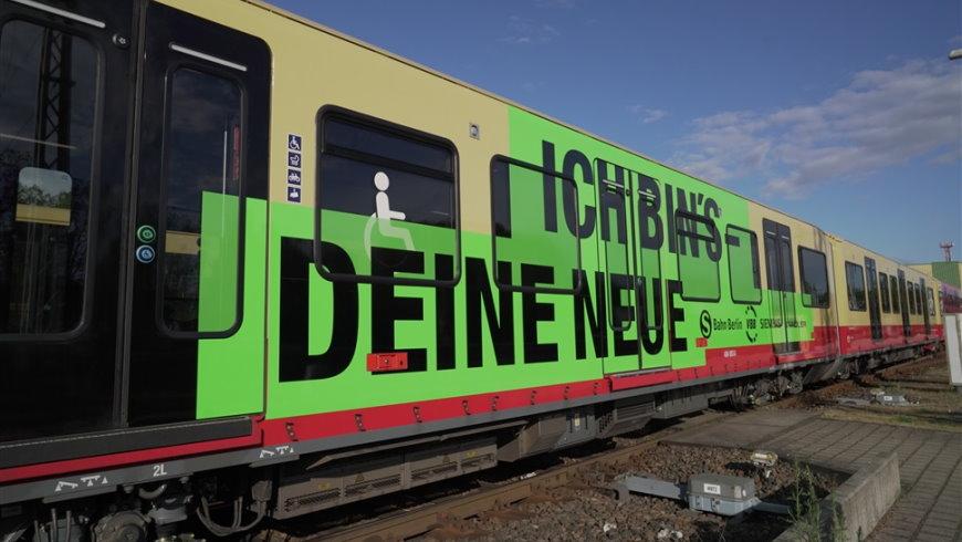 S-Bahn Baureihe BR 484