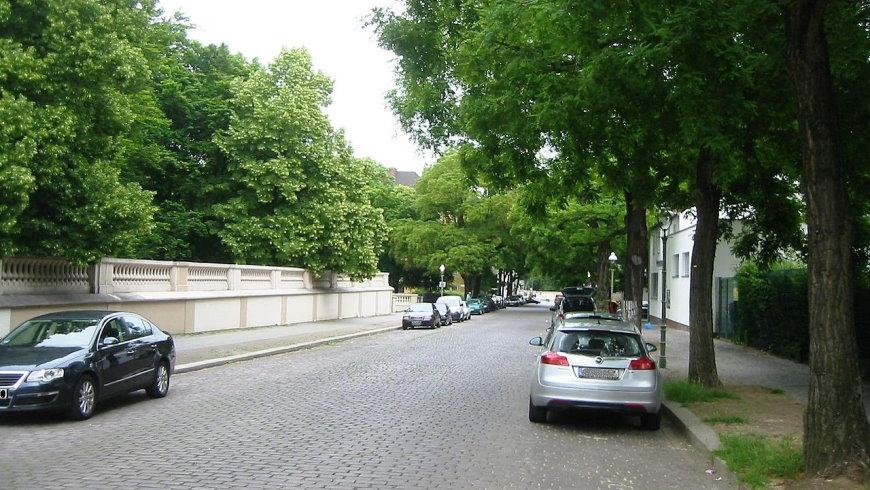 Schierker Straße am Körnerpark