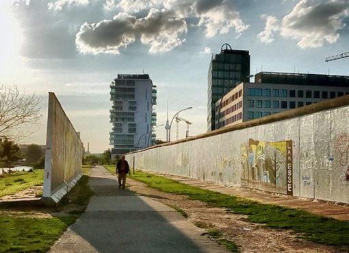 Mauer an der Eastside-Gallery