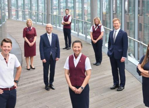 DB - neue Unternehmensbekleidung