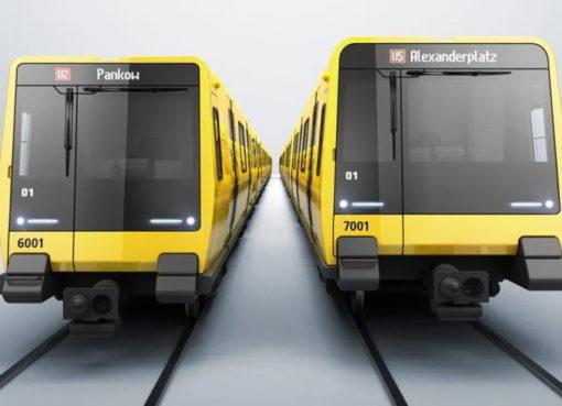 Stadler: U-Bahn-Wagen der Baureihen «JK» und «J»