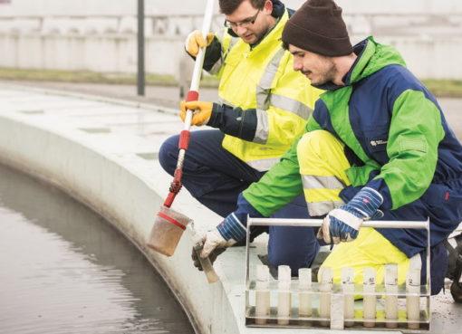 Ausbildung bei den Berliner Wasserbetrieben