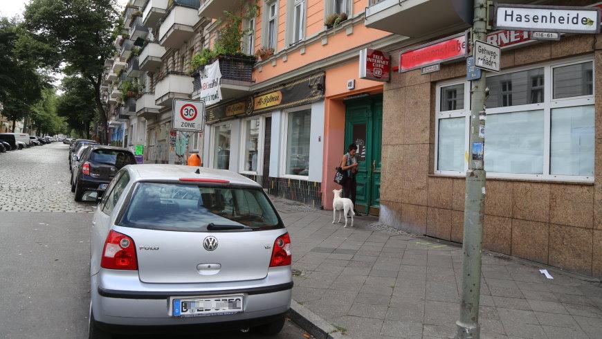Wissmannstraße: Namensänderung