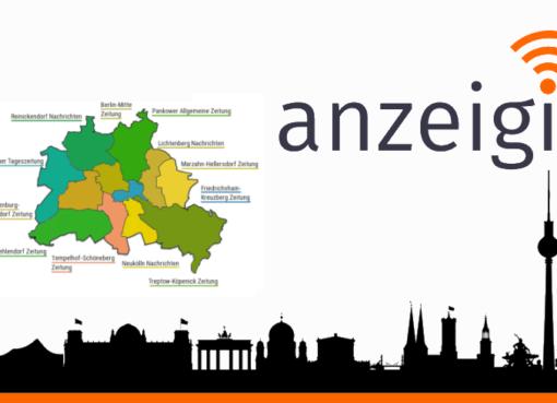 """anzeigio"""" – Anzeigen mit intelligenten Optionen"""