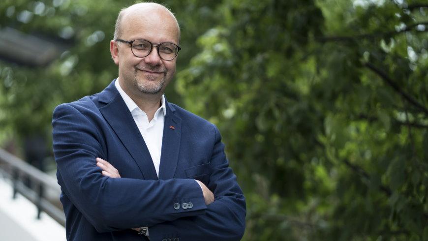 Dr. Fritz Felgentreu MdB SPD - Foto: © H.C. Plambeck