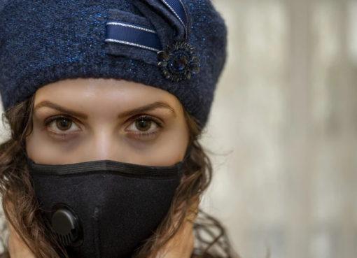 Mund-Nase-Maske