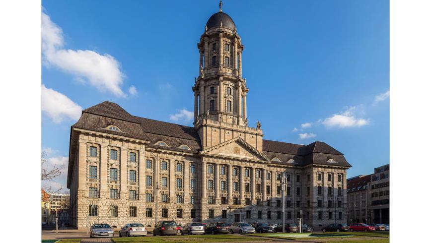 Altes Stadthaus am Molkenmarkt