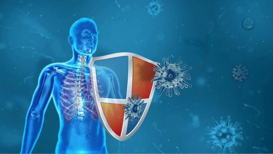 Corona-Virusabwehr