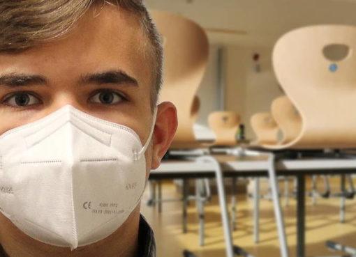 Maskentragepflicht in Schulen