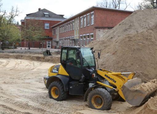 Alt-Lankwitzer Grundschule: Schulerweiterung