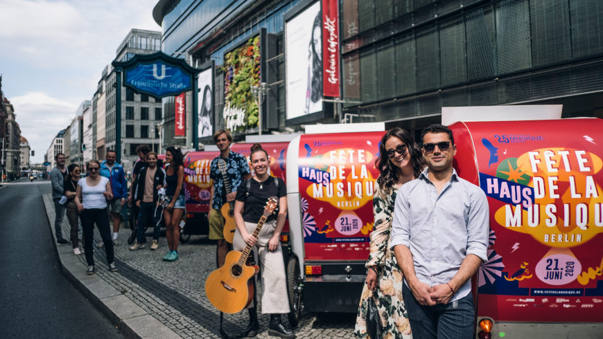 Fête de la Musique Berlin 2020