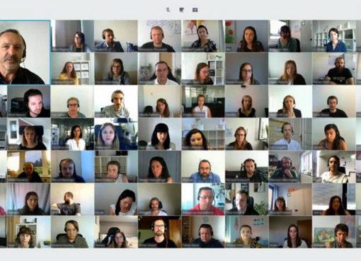 Videokonferenz mit alfaview®