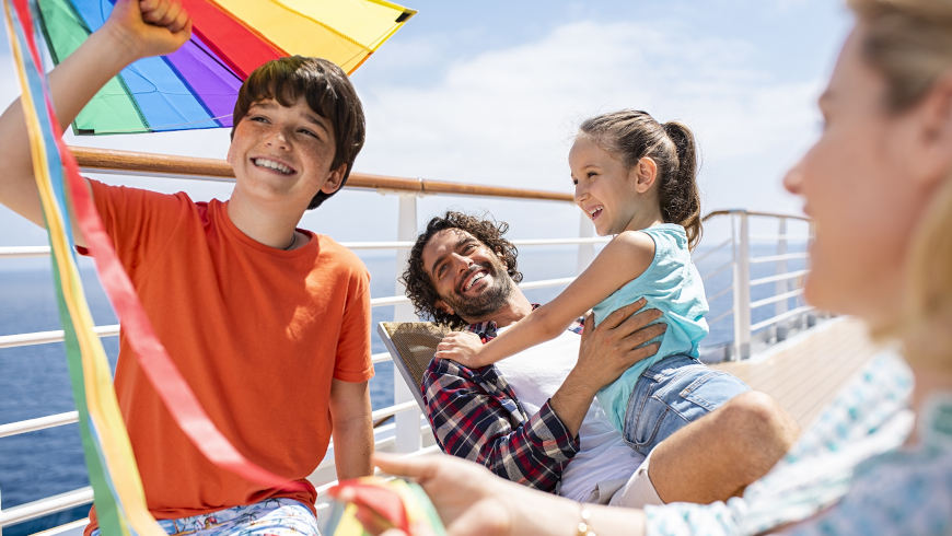 Kreuzfahrt umsonst für Kinder