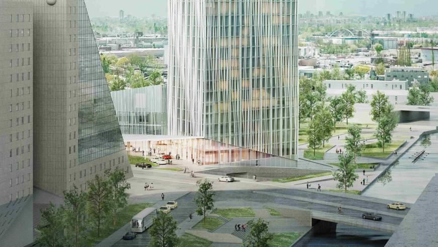 Estrel Tower Neubau